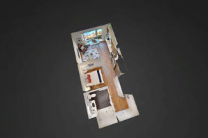 OpenBedroom-3DRendering